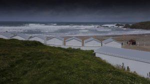 Timber Beach huts