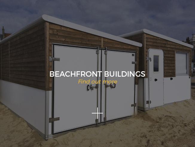 Beachfront Buildings