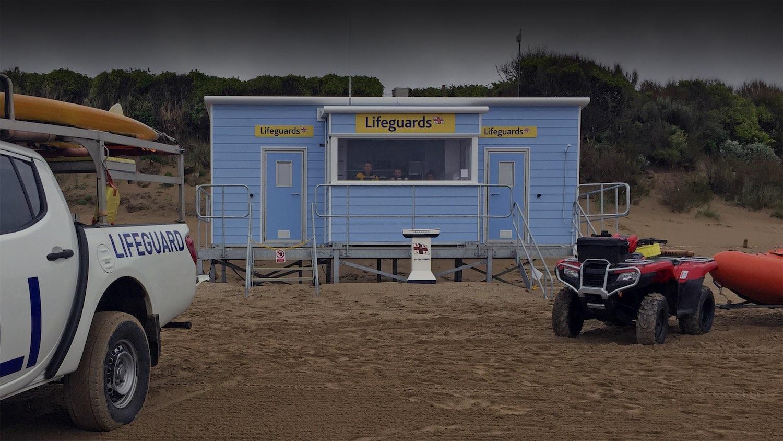 RNLI Lifeguard Units