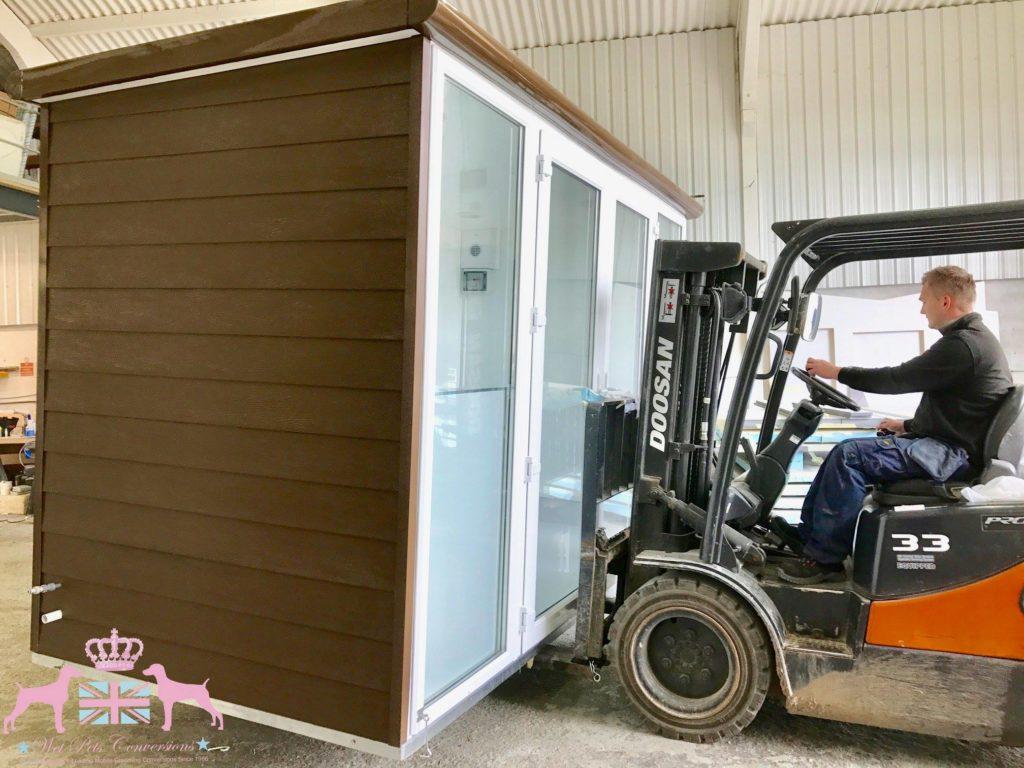 iForm Portable Garden Room