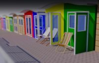 Beach_hut_composite_wave_roof_iForm