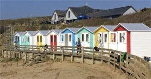 Beach Huts for the RNLI
