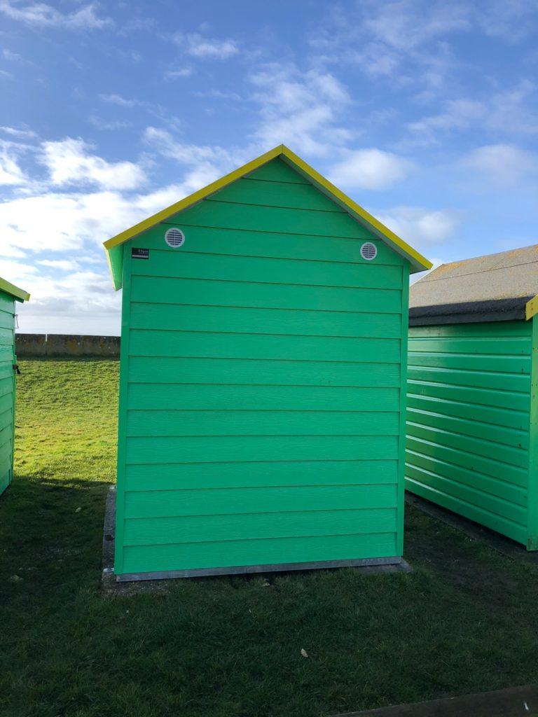 iForm Beach Hut