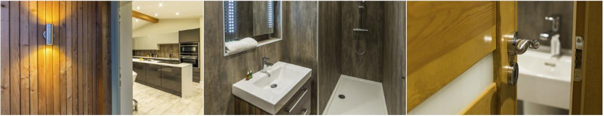 Modular Accommodation Buildings - Interior Fittings
