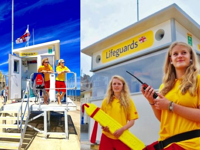 iForm Lifeguard Station