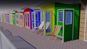 Beach_hut_composite_wave_roof_iForm