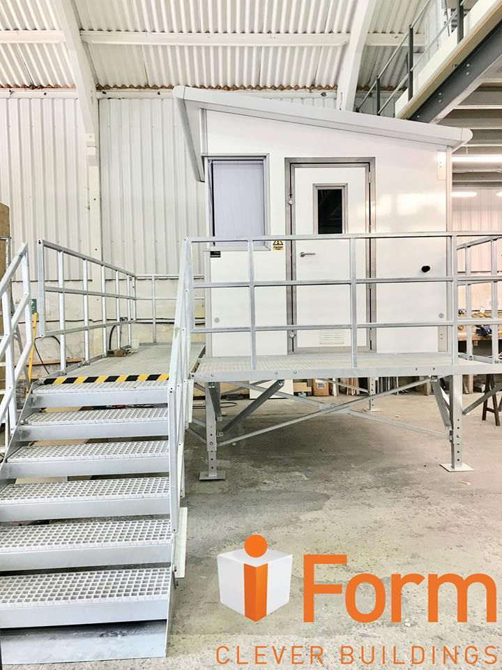 iForm Bespoke Buildings