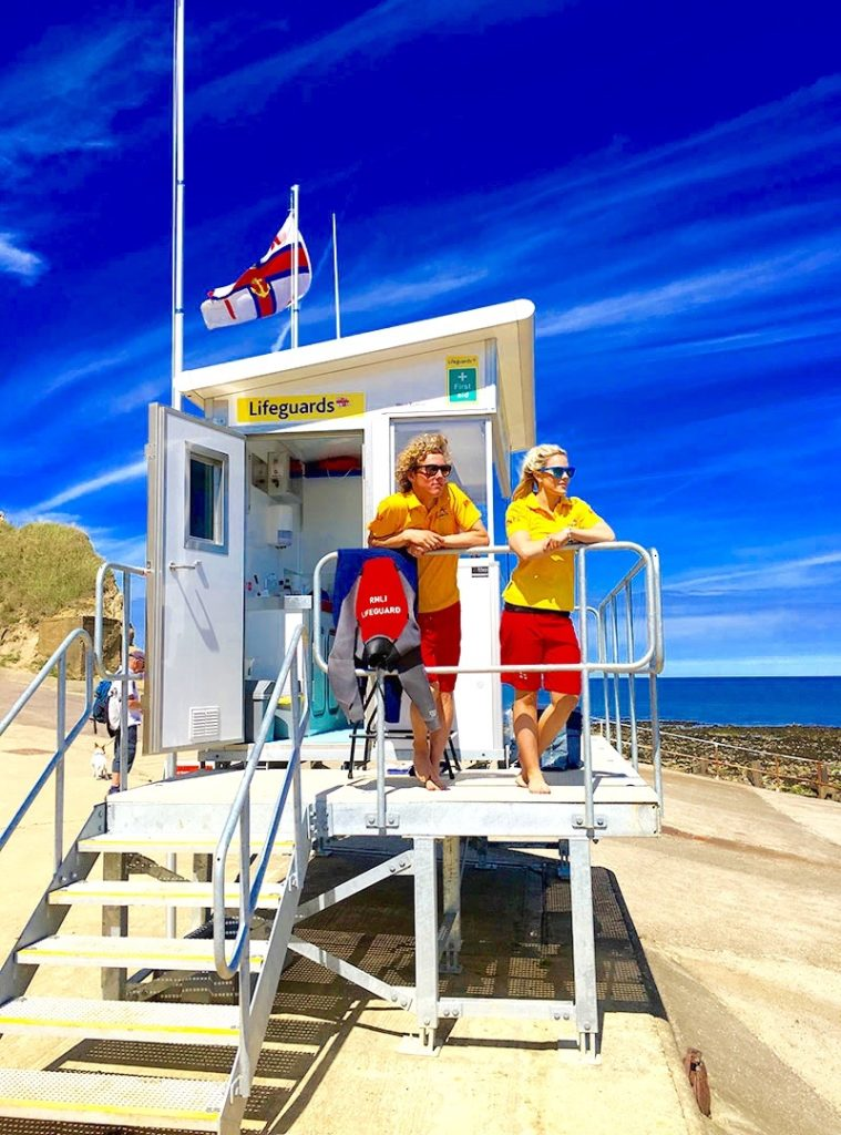 RNLI Lifeguard Units