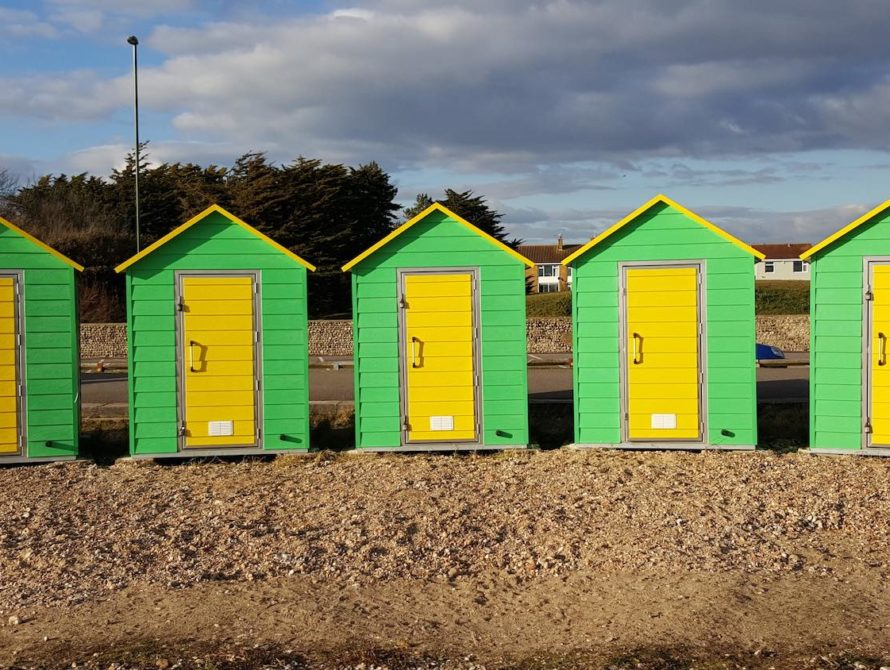 Composite Beach Hut Builders
