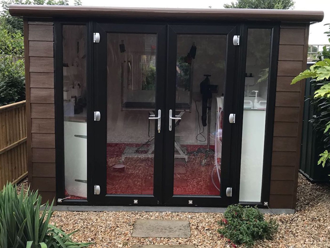 Composite Garden Rooms